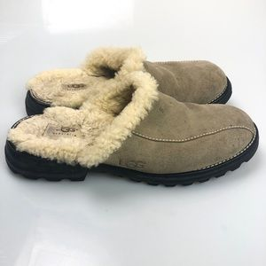 UGG Australia | Darien Sheepskin Clogs Size 9